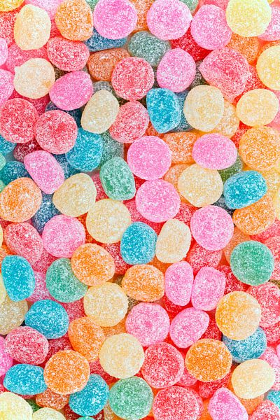 SF 00914258  Gum drops van BeeldigBeeld Food & Lifestyle