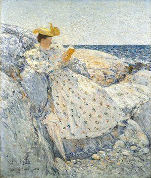 Childe Hassam, Sommersonnenlicht (Inseln der Untiefen), 1892 von Atelier Liesjes