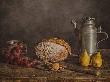 Breakfast van Miriam Meijer, en plein campagne.....