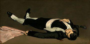 Der tote Toreador, Édouard Manet