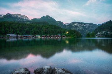 See in den Bergen von Maikel Brands