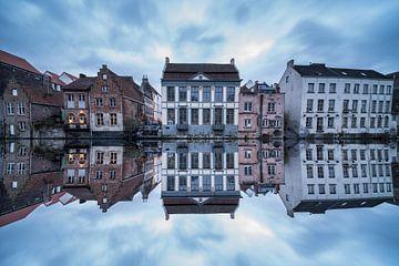 Leie in het hartje van Gent sur Marcel Derweduwen