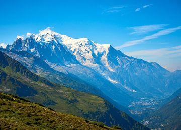 Mont Blanc von Bram Berkien