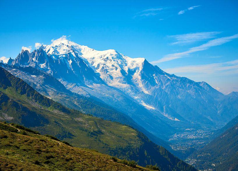 Mont Blanc van Bram Berkien
