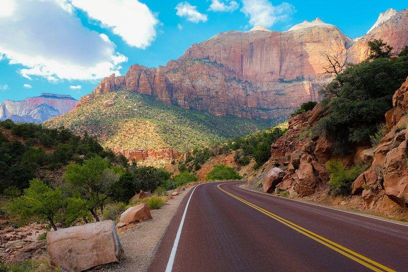 Zion National Park, United States von Colin Bax