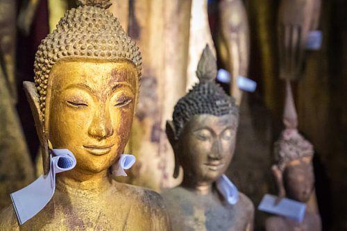 Een boodschap voor Boeddha, tempel in Laos