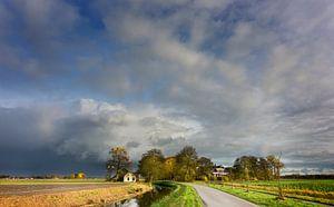 Herfst in Noord-Groningen