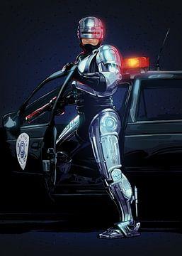 Robocop von Nikita Abakumov