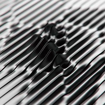 Eisenwellen von Jörg Hausmann