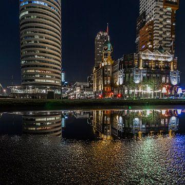Hotel New York, Rotterdam van Peter Hooijmeijer