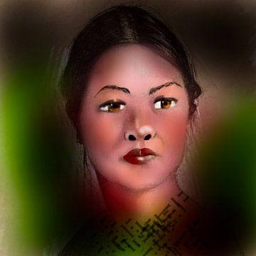 Portret. van Raina Versluis