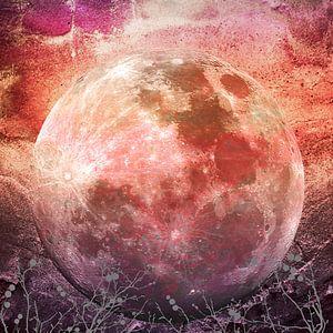 MOON under MAGIC SKY IV-1