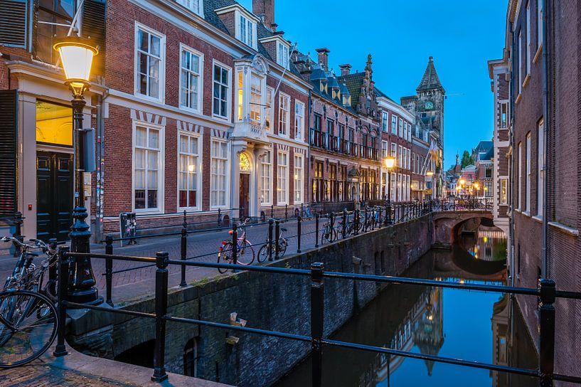 Drift, die schönste Straße in Utrecht von John Verbruggen