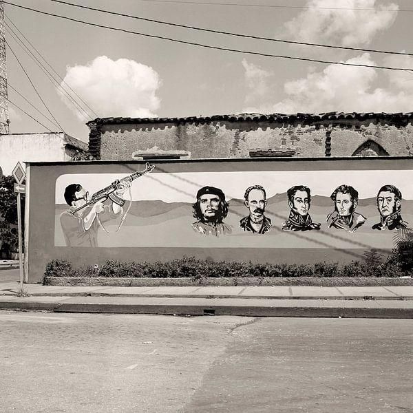 Helden van de Cubaanse revolutie  van Cor Ritmeester