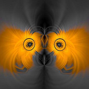 Fantasierijke abstracte twirlillustratie 114/31 van PICTURES MAKE MOMENTS