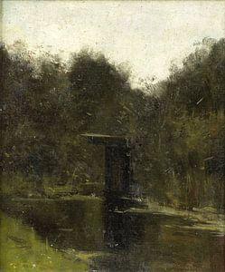 Teichecke bei Breukelen, Richard Nicolaüs Roland Holst