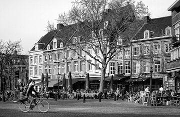 De Markt  in Maastricht van Christa Thieme-Krus