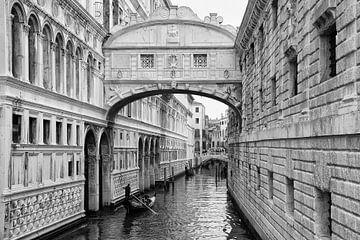 Brug der Zuchten in Venetie van