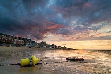 Faszinierender Sonnenuntergang von Mark Bolijn