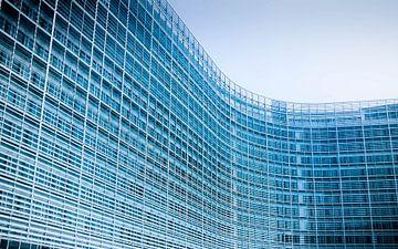 Le Berlaymont te Brussel von Klaas Leussink