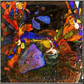 Abstrakt van Fred Vester