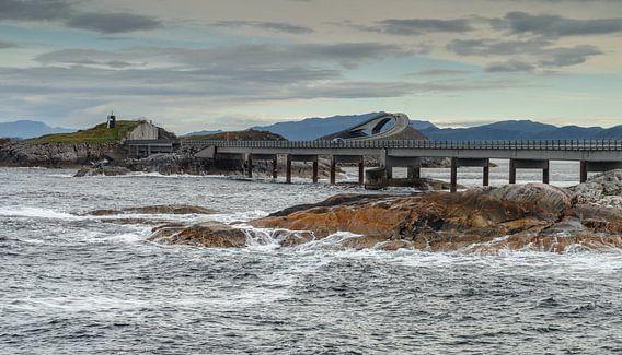 De Atlantic Road Noorwegen