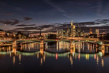 Frankfurt Skyline von Achim Thomae