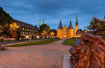Holstentor Lübeck sur Ursula Reins