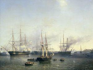 Die Eroberung von Palembang, Louis Meijer
