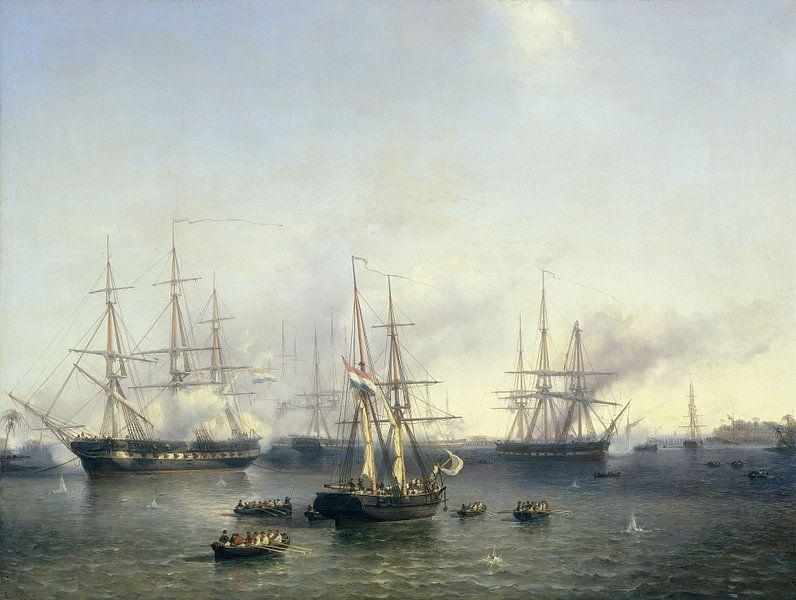 Die Eroberung von Palembang, Louis Meijer von Meesterlijcke Meesters