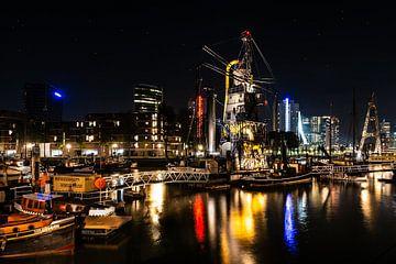 Rotterdam Maashaven van Brian Morgan