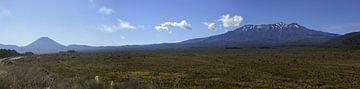 Tongariro National Park, Nieuw Zeeland von Jeroen van Deel