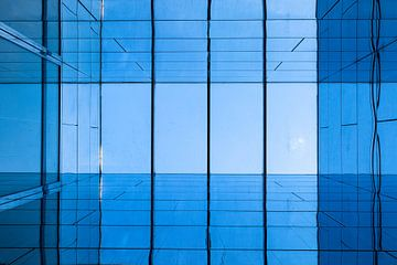 Blue Building Series von videomundum