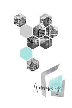Urban Design Neurenberg van Melanie Viola