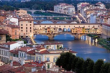 Ponte Vecchio, Florence van Rob van Esch