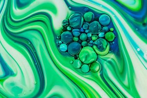 Galaxy marbles