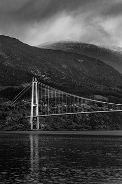 Hardanger Brücke von Twan van Vugt
