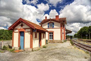 Treinstation in Frankrijk 3 van BDG pics