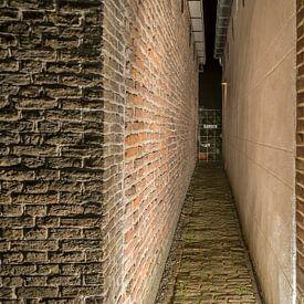 Vestingstadje Nieuwpoort (ZH) van Kees van der Rest