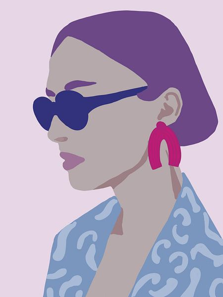 Summer. van YOPIE illustraties