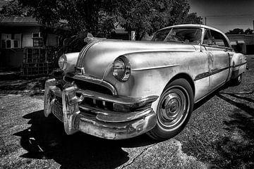 Oude Pontiac op Route 66. sur Tilly Meijer