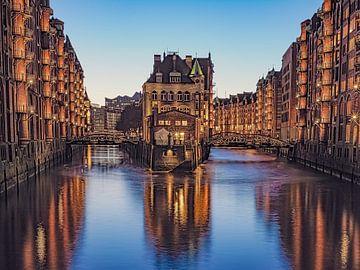Wasserschloss von Joachim Fischer