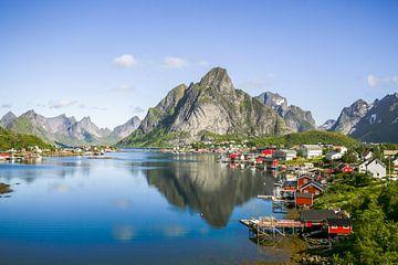Lofoten Norvège sur Gerard Van Delft