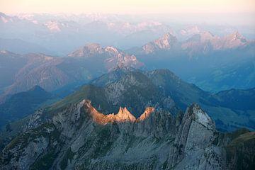 Zwitser Alpen van Jana Behr