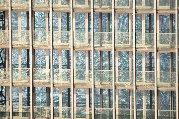 Reflectie De Rotterdam van Bertus Mekes
