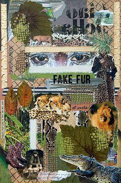 Fake Fur van Cora Westerink