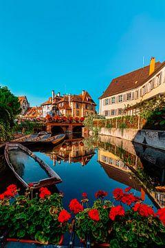 Typisch Frans, Colmar in Frankrijk