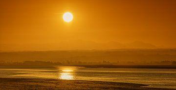 Zonsondergang, Nelson, Nieuw-Zeeland - III van Jelle IJntema