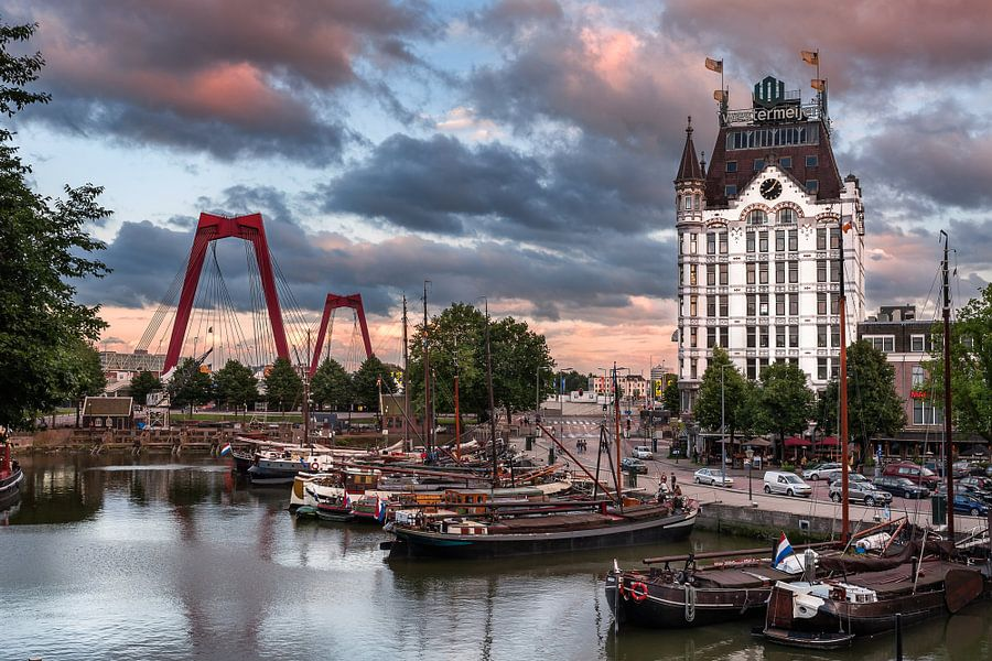 Witte Huis in Rotterdam