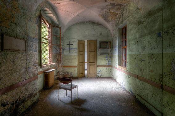 Wachtkamer in Ziekenhuis